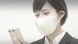 Jepang Ciptakan Masker Pintar, Bisa Terjemah Bahasa Indonesia