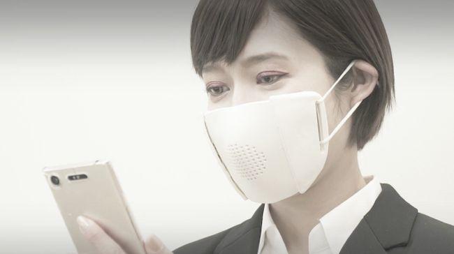 Startup asal Jepang menciptakan masker pintar di kala pandemi Covid-19 yang ditanamkan mikrofon dan dijual Rp600 ribuan.