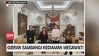 VIDEO: Gibran Sambangi Kediaman Megawati