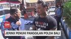 VIDEO: Jerinx Diperiksa Polisi Terkait Dugaan 'Hate Speech'