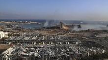 Lebih dari 60 Orang Masih Hilang akibat Ledakan di Libanon