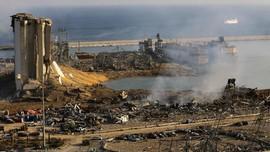 Ahli Duga Ledakan di Beirut Bukan Hanya dari Amonium Nitrat