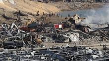 Kasus Corona Libanon Menanjak usai Ledakan di Beirut