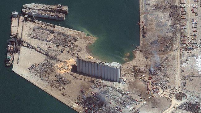 PM Lebanon Hassan Diab dan tiga mantan menteri didakwa atas ledakan yang terjadi di Pelabuhan Beirut pada Agustus lalu.