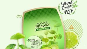 Masker Jerawat Sariayu
