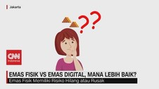 VIDEO: Emas Fisik vs Emas Digital, Mana Lebih Baik