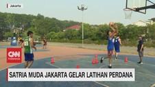 VIDEO: Satria Muda Jakarta Gelar Latihan Perdana