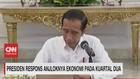 VIDEO: Presiden Respons Anjloknya Ekonomi Pada Kuartal Dua
