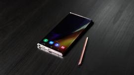 Samsung Disebut Akhiri Galaxy Note pada 2021