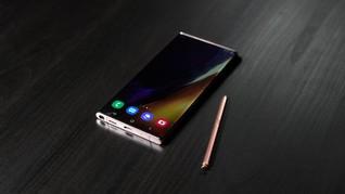 Harga dan Spesifikasi Samsung Galaxy Note 20