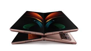 Intip Ponsel Lipat Samsung Galaxy Z Fold 2