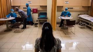 Kronologi Relawan Uji Vaksin China Positif Corona di Bandung