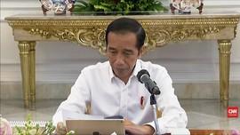 VIDEO: Jokowi Usul BUMN Penerbangan dan Pariwisata Digabung
