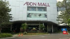 VIDEO: 2 Pegawai Positif Corona, AEON Mall Tutup Sementara