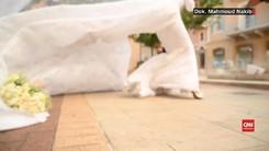 VIDEO: Momen Ledakan Beirut Terekam di Dokumentasi Pernikahan