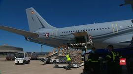 VIDEO: Prancis Kirim Bantuan ke Libanon Pasca Ledakan