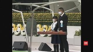 VIDEO: Jepang Kenang 75 Tahun Tragedi Bom Hiroshima