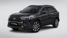 Toyota Tak Mau Corolla Cross 7 Penumpang Seperti Fortuner