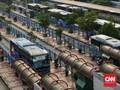 Sektor Transportasi Butuh Insentif Saat PSBB Total