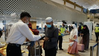 Bandara Juanda Rutin Monitoring Penerapan Protokol Kesehatan