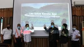 BPH Migas Dukung Pemakaian LNG untuk Bahan Bakar Kereta Api