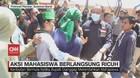 VIDEO: Demo Mahasiswa di Polewali Mandar Berlangsung Ricuh