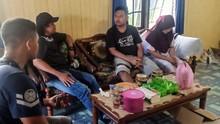 Dibawa ke Surabaya, Gilang Bungkus Jalani Rapid Test