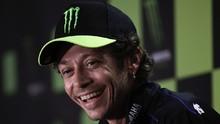 Rossi Minta Nasihat Pembalap F1 Jelang MotoGP Ceko