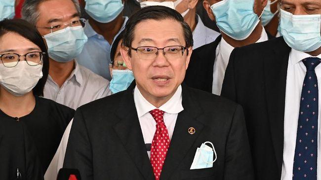 Mantan Menkeu Malaysia, Lim Guang Eng dalam persidangan, Senin (10/8) berkeras tidak bersalah atas tuduhan kasus korupsi proyek terowongan bawah laut.