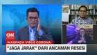 VIDEO: ''Jaga Jarak'' Dari Ancaman Resesi