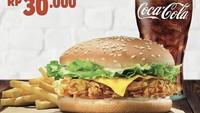 <p>Burger King diskon hingga 50 persen nih, Bunda. Jangan sampai terlewat ya!</p>