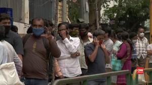 VIDEO: Kasus Positif Corona di India Tembus 2 Juta