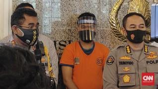 Polisi Periksa Kejiwaan Gilang Bungkus Jarik