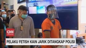 VIDEO: Ini Sosok G, Pelaku Fetish Kain Jarik