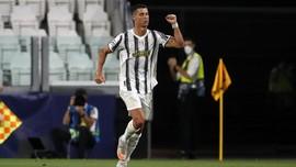 Ronaldo Pecahkan Rekor 95 Tahun Juventus