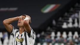 Sihir Ronaldo Gagal Hapus Kutukan Juventus di Liga Champions