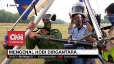 VIDEO: Mengenal Hobi Dirgantara