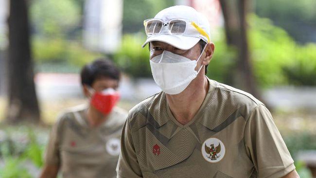 Shin Tae Yong bertekad melakukan perubahan di Timnas Indonesia dalam sisa laga Kualifikasi Piala Dunia yang berlangsung Juni 2021.