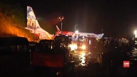 VIDEO: 17 Tewas Akibat Kecelakaan Pesawat di India