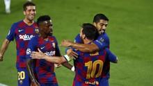 Barcelona dan Munchen ke Perempat Final Liga Champions