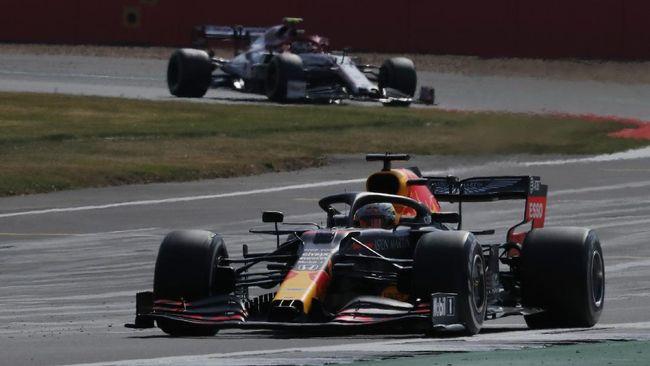 Berikut klasemen sementara F1 2020 setelah pembalap Red Bull Max Verstappen juara 70th Anniversary GP F1 di Sirkuit Silverstone.