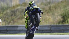 Rossi Soal Start 10 di MotoGP Ceko: Ini Kabar Buruk
