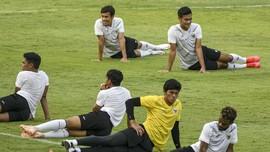 Timnas Indonesia Ubah Program Usai Kualifikasi PD 2022 Mundur