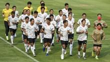 Kualifikasi Piala Dunia 2022 Zona Asia Resmi Ditunda