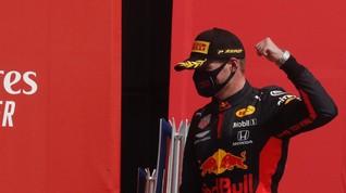 Hasil 70th Anniversary GP F1: Verstappen Kalahkan Hamilton