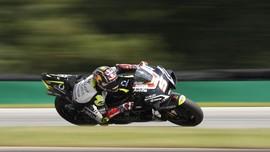 Long Lap Penalty, Sanksi Zarco di MotoGP Ceko