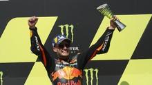 Brad Binder, Rookie Penuh Sensasi di MotoGP Ceko