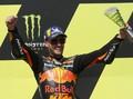FOTO: Tak Terkejar, Binder Kuasai MotoGP Ceko 2020