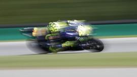 Mengukur Kecepatan Rossi di MotoGP 2021