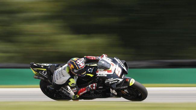 Eks pembalap MotoGP Casey Stoner murka atas sanksi long lap penalty yang diberikan kepada Johann Zarco di MotoGP Ceko 2020.